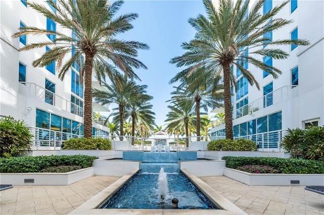 2831 N Ocean Blvd 704N, Fort Lauderdale, FL 33308 (#F10270004) :: The Rizzuto Woodman Team