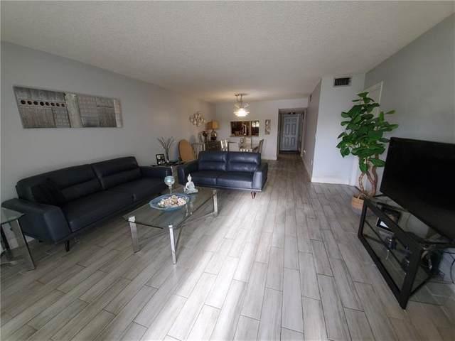 3591 Environ Blvd A106, Lauderhill, FL 33319 (MLS #F10270023) :: Green Realty Properties