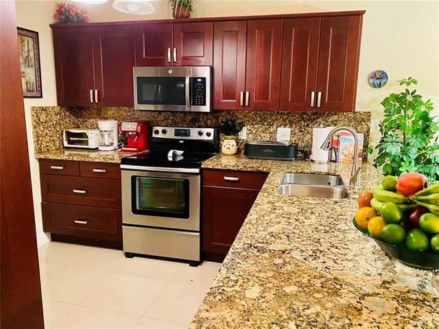 3130 Holiday Springs Blvd #112, Margate, FL 33063 (MLS #F10270028) :: Green Realty Properties