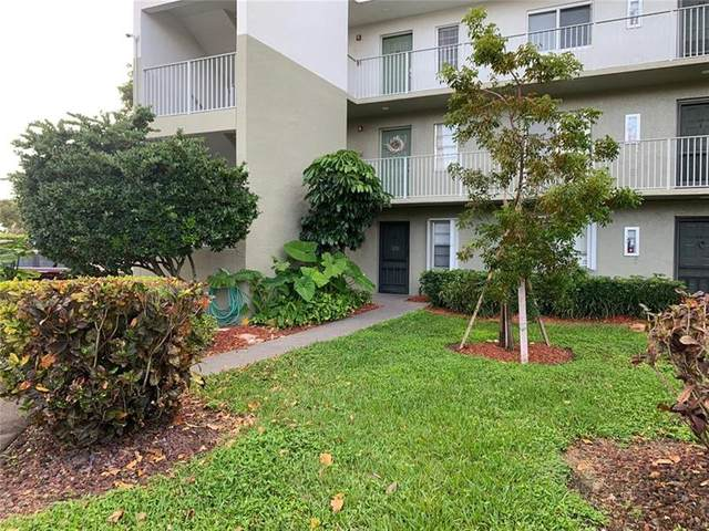 2228 N Cypress Bend Dr #101, Pompano Beach, FL 33069 (MLS #F10270058) :: Green Realty Properties