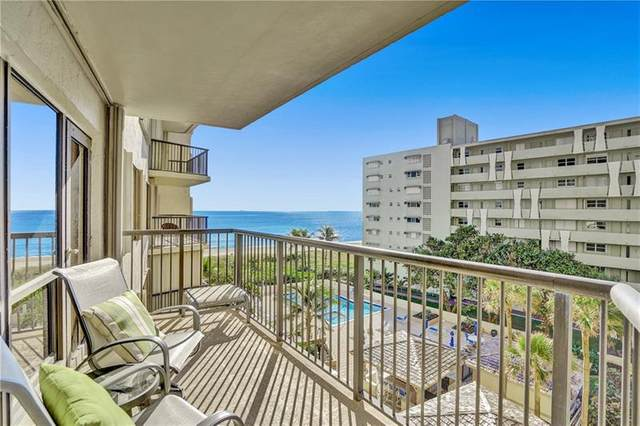 1800 S Ocean Blvd #504, Lauderdale By The Sea, FL 33062 (#F10270066) :: Ryan Jennings Group