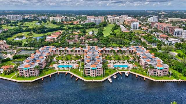 100 SE 5th Ave #106, Boca Raton, FL 33432 (#F10270083) :: Exit Realty Manes Group