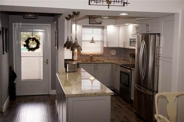 5860 NW 44th St #306, Lauderhill, FL 33319 (#F10270131) :: Baron Real Estate