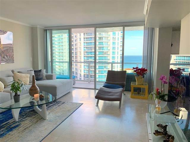 5900 Collins Ave #1406, Miami Beach, FL 33140 (MLS #F10270343) :: Green Realty Properties