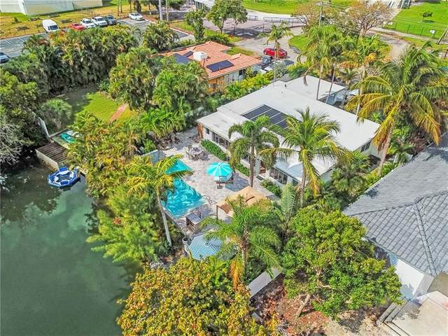 1412 NE 18th Ave, Fort Lauderdale, FL 33304 (MLS #F10270352) :: Castelli Real Estate Services