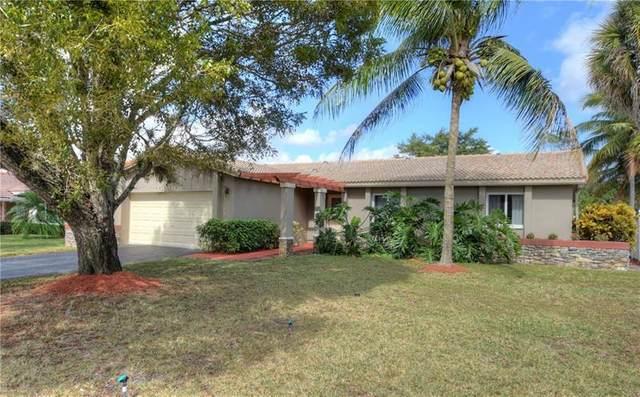 9231 NW 17th St, Coral Springs, FL 33071 (MLS #F10270355) :: Laurie Finkelstein Reader Team