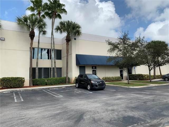 1580 NW 27th Ave #9, Pompano Beach, FL 33069 (MLS #F10270386) :: GK Realty Group LLC