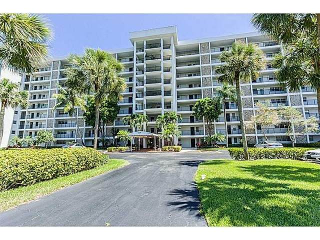 3050 N Palm Aire Dr #407, Pompano Beach, FL 33069 (#F10270421) :: Ryan Jennings Group