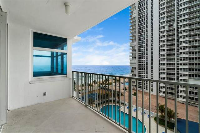 1360 S Ocean Blvd #903, Pompano Beach, FL 33062 (#F10270509) :: Ryan Jennings Group