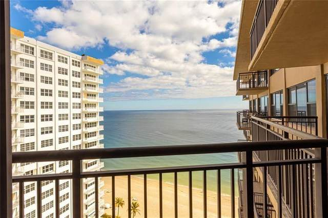 3800 Galt Ocean Dr #1602, Fort Lauderdale, FL 33308 (#F10270542) :: Ryan Jennings Group
