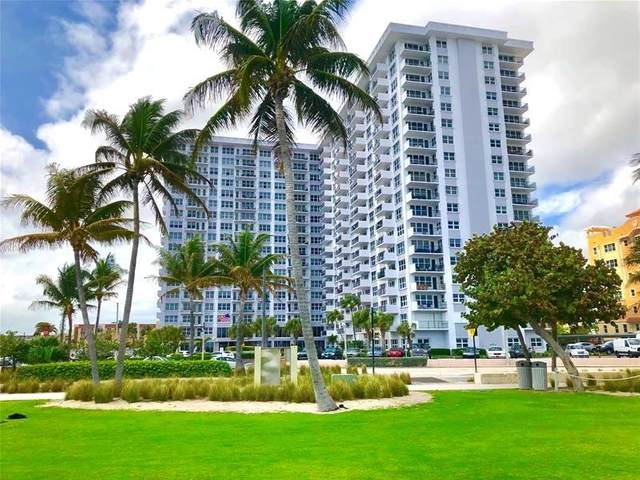 405 N Ocean Blvd #316, Pompano Beach, FL 33062 (MLS #F10270596) :: Green Realty Properties