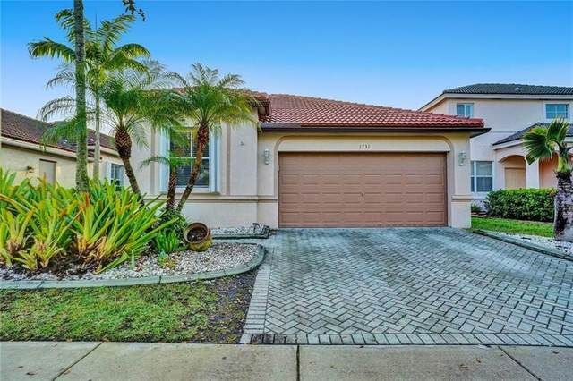 1731 Sycamore Ter, Weston, FL 33327 (MLS #F10270632) :: United Realty Group