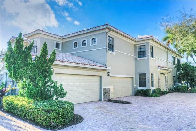 7533 Old Thyme Ct 14C, Parkland, FL 33076 (MLS #F10270652) :: The Paiz Group
