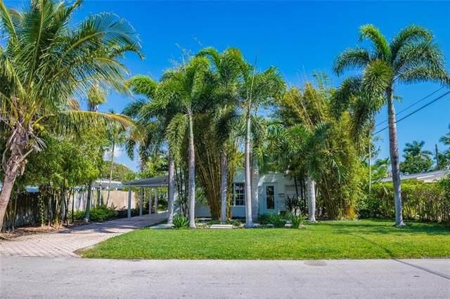1731 NE 16th St, Fort Lauderdale, FL 33304 (#F10270653) :: Posh Properties