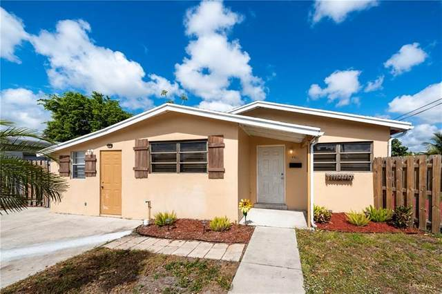 6211 NW 14th St, Sunrise, FL 33313 (MLS #F10270659) :: Berkshire Hathaway HomeServices EWM Realty
