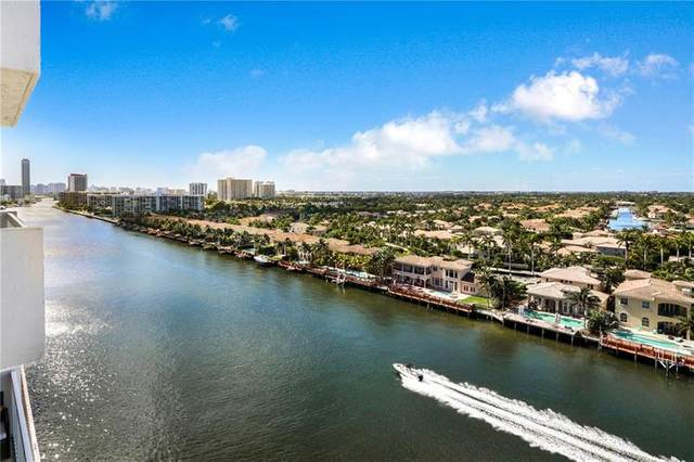 1500 S Ocean Dr 14E, Hollywood, FL 33019 (#F10270693) :: Signature International Real Estate