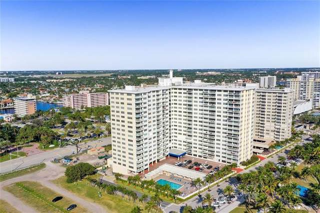 111 N Pompano Beach Blvd #408, Pompano Beach, FL 33062 (#F10270703) :: The Rizzuto Woodman Team