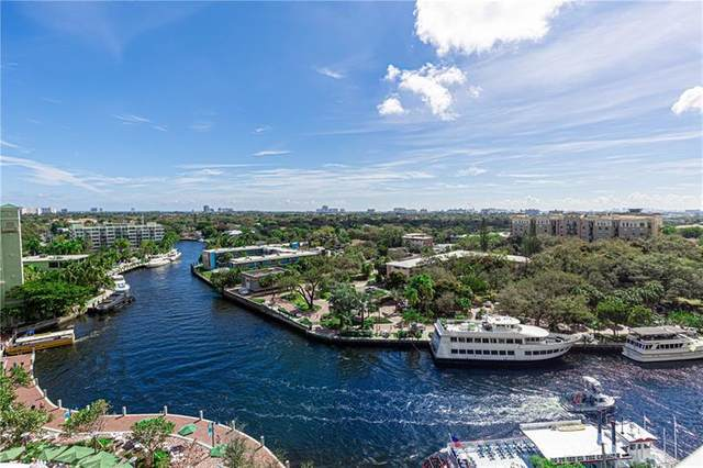 411 N New River Dr #1101, Fort Lauderdale, FL 33301 (#F10270723) :: Baron Real Estate