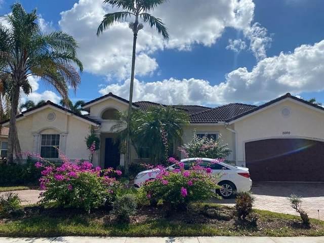 15970 SW 5th St, Pembroke Pines, FL 33027 (MLS #F10270739) :: Castelli Real Estate Services