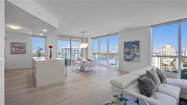 101 S Fort Lauderdale Beach Blvd #1406, Fort Lauderdale, FL 33316 (#F10270799) :: The Power of 2 | Century 21 Tenace Realty