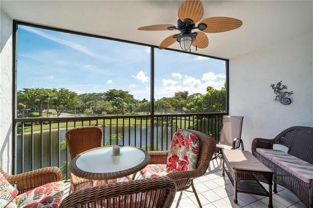 2334 S Cypress Bend Dr #310, Pompano Beach, FL 33069 (MLS #F10270848) :: Green Realty Properties