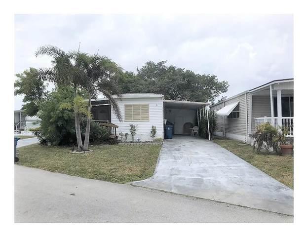 8551 SW 22nd St, Davie, FL 33324 (#F10270849) :: Posh Properties