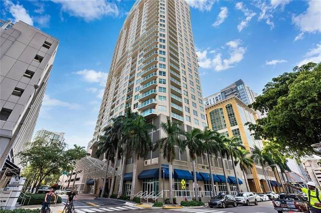 350 SE 2nd St #1540, Fort Lauderdale, FL 33301 (#F10270888) :: Ryan Jennings Group