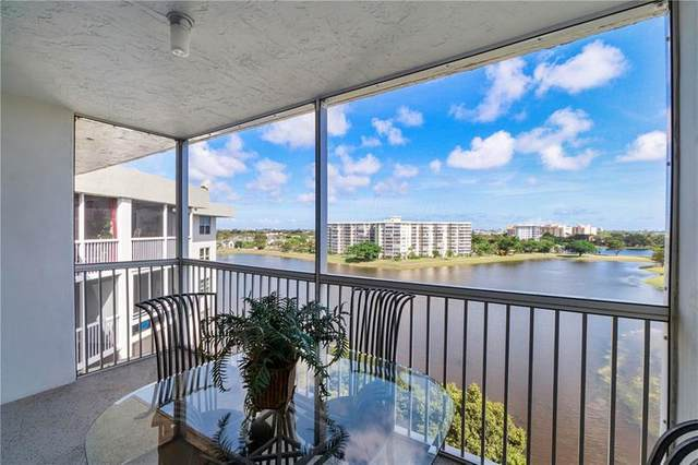 3051 N Course Dr #904, Pompano Beach, FL 33069 (#F10270907) :: Ryan Jennings Group