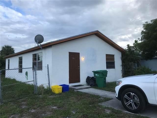1401 W 6th St, Riviera Beach, FL 33404 (#F10270927) :: The Power of 2 | Century 21 Tenace Realty