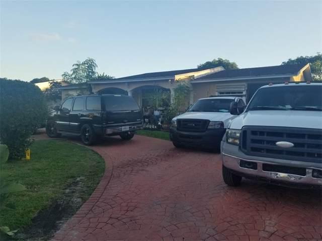 11826 SW 203rd Ter, Miami, FL 33177 (#F10270949) :: Real Treasure Coast