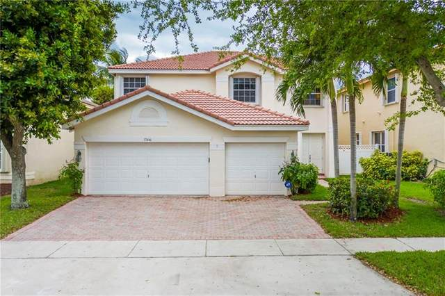 17446 SW 33rd Ct, Miramar, FL 33029 (MLS #F10270952) :: GK Realty Group LLC