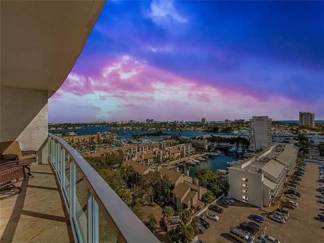 1819 SE 17th St #1408, Fort Lauderdale, FL 33316 (MLS #F10271016) :: Green Realty Properties