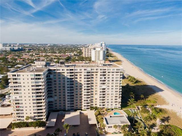 5200 N Ocean Blvd #809D, Lauderdale By The Sea, FL 33308 (MLS #F10271036) :: GK Realty Group LLC