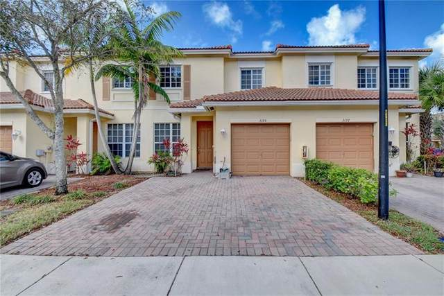 3195 NW 31st Ter #3195, Oakland Park, FL 33309 (#F10271044) :: Realty One Group ENGAGE