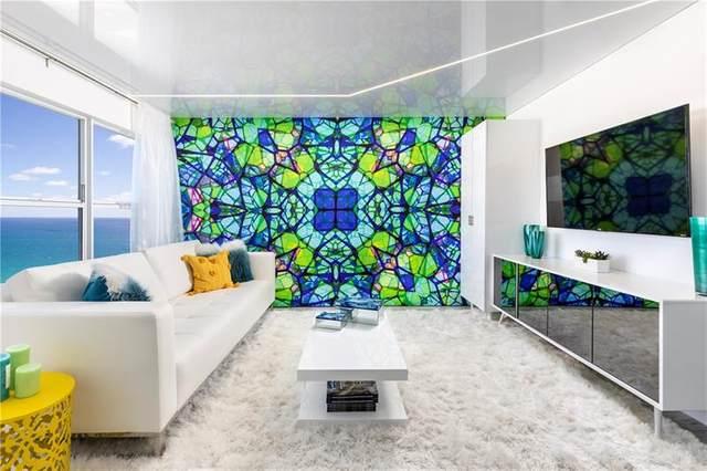 3500 Galt Ocean Dr #2115, Fort Lauderdale, FL 33308 (#F10271074) :: Baron Real Estate