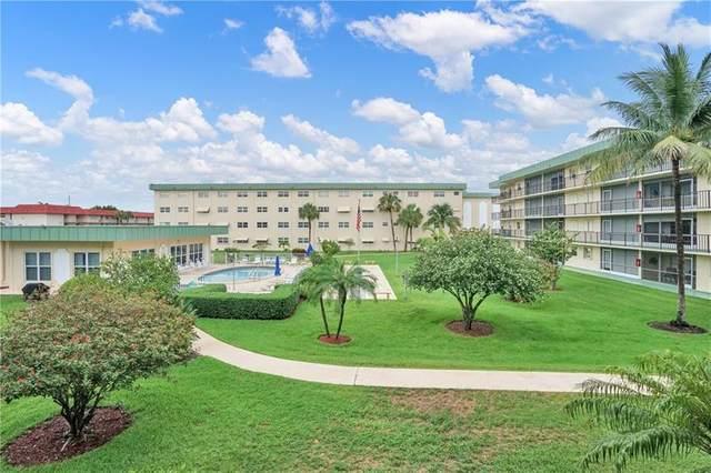 810 SE 7th St #206, Deerfield Beach, FL 33441 (MLS #F10271120) :: Green Realty Properties