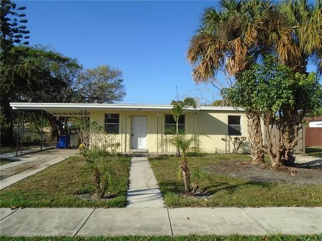 1831 NE 53rd St, Pompano Beach, FL 33064 (MLS #F10271159) :: Castelli Real Estate Services