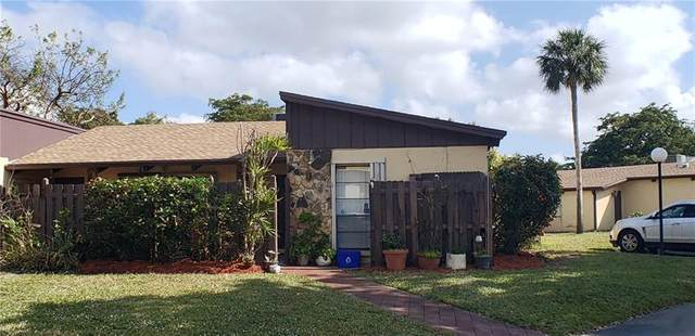 646 Briarwood Cir #646, Hollywood, FL 33024 (MLS #F10271160) :: Green Realty Properties