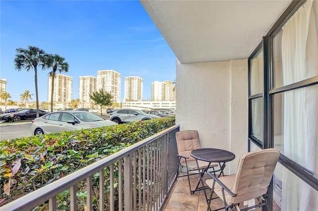 1000 Parkview Dr #117, Hallandale, FL 33009 (#F10271212) :: Signature International Real Estate