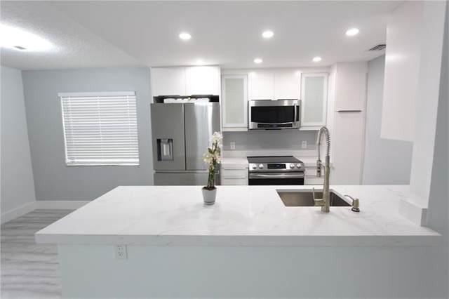 625 Normandy Lane Bldg N #625, Delray Beach, FL 33484 (MLS #F10271235) :: Green Realty Properties