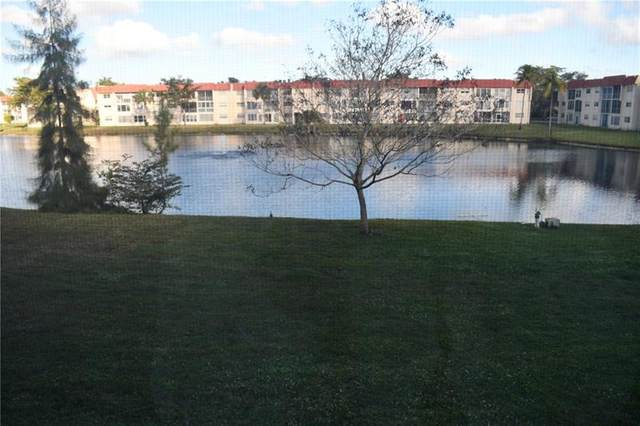 2700 W Sunrise Lakes Dr #206, Sunrise, FL 33322 (MLS #F10271238) :: Berkshire Hathaway HomeServices EWM Realty