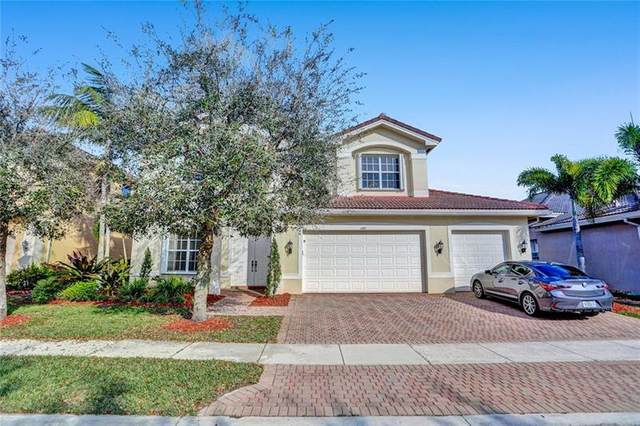 4185 SW 179th Way, Miramar, FL 33029 (MLS #F10271255) :: Castelli Real Estate Services