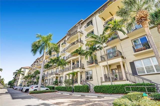 2617 NE 14th Ave #111, Wilton Manors, FL 33334 (MLS #F10271284) :: United Realty Group