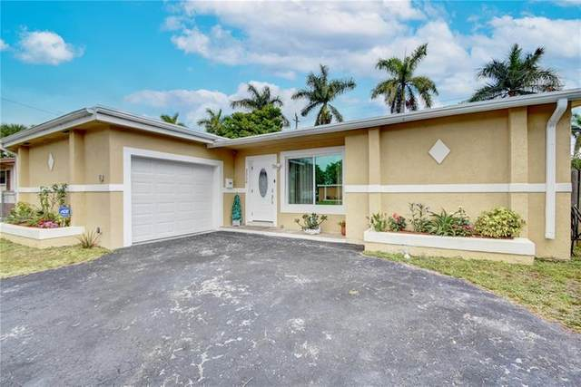 2330 NW 81st Ave, Sunrise, FL 33322 (MLS #F10271285) :: Green Realty Properties