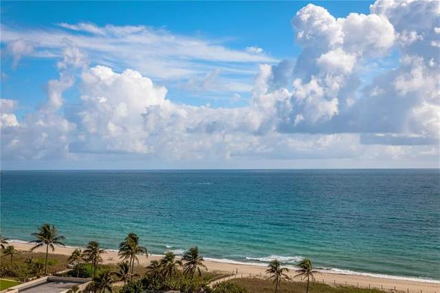 5100 N Ocean Blvd #1212, Lauderdale By The Sea, FL 33308 (#F10271294) :: Posh Properties
