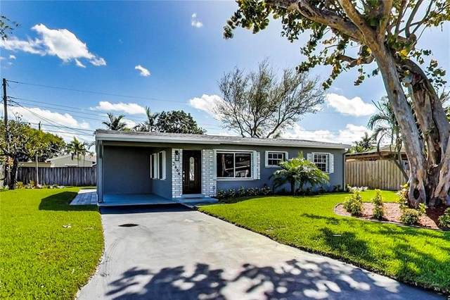 2464 NE 12th Ter, Pompano Beach, FL 33064 (MLS #F10271296) :: Castelli Real Estate Services