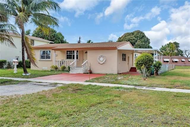 9000 NW 12th Ave, Miami, FL 33150 (MLS #F10271324) :: Castelli Real Estate Services