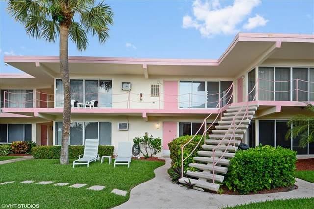 2825 NE 33rd Ave #207, Fort Lauderdale, FL 33308 (MLS #F10271328) :: Green Realty Properties