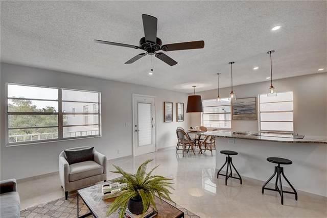 412 Monaco I #412, Delray Beach, FL 33446 (MLS #F10271338) :: Green Realty Properties