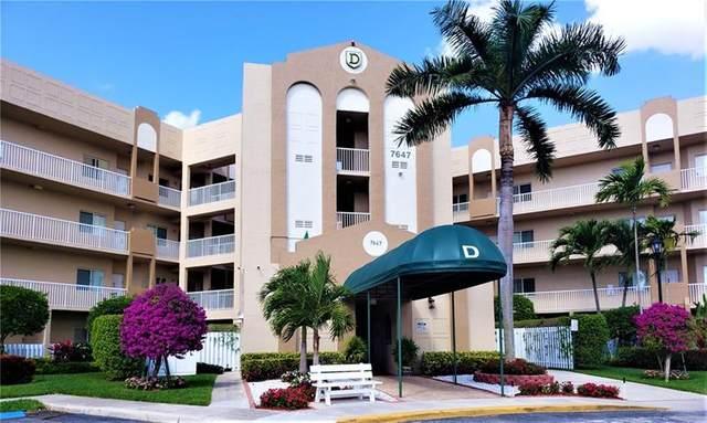 7647 Southampton Ter #402, Tamarac, FL 33321 (#F10271350) :: Signature International Real Estate
